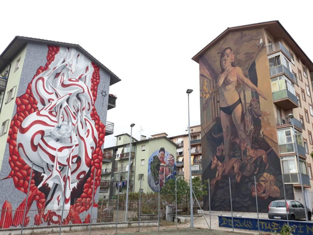 murales San Giovanni Campobasso