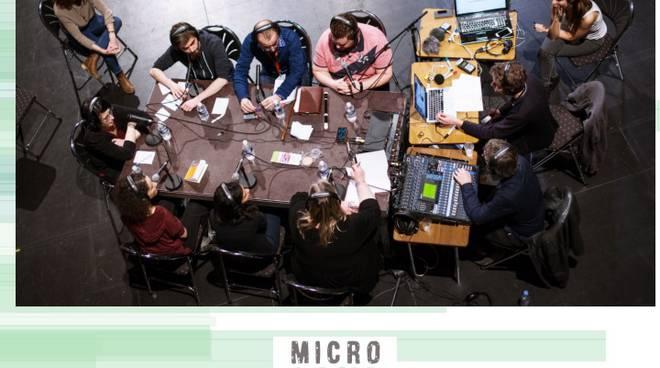 progetto radio Microcamp