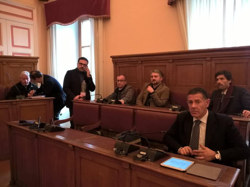 Maggioranza consiglio comunale Campobasso Lello Bucci