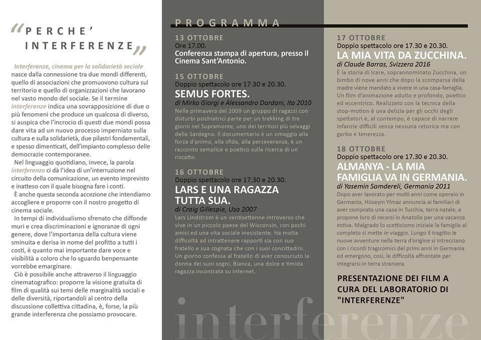interferenze-programma