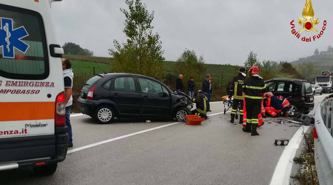 incidente rivolo