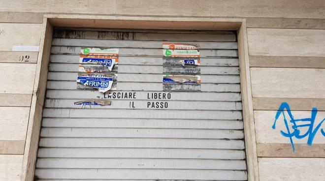 negozi chiusi Campobasso