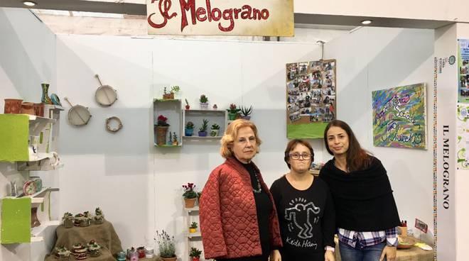 stand Melograno Fiera Larino