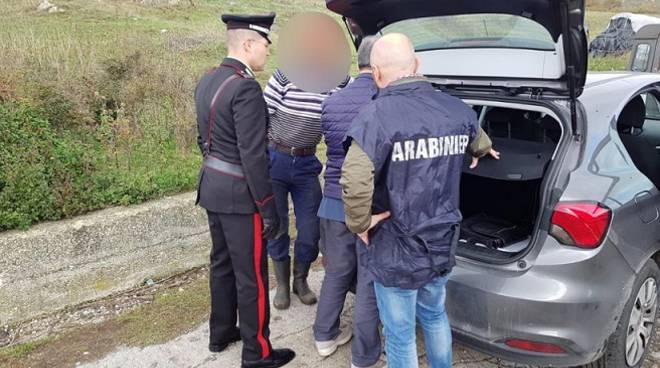 Carabinieri e Nas Agnone