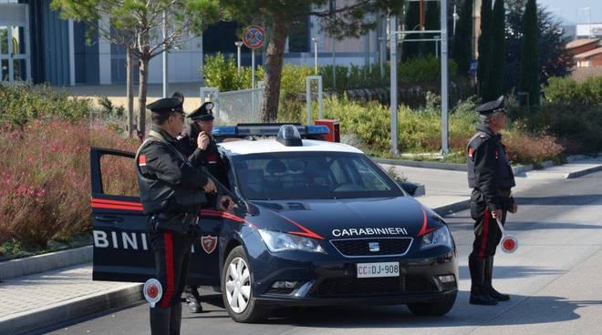 Carabinieri Nucleo operativo e radiomobile Campobasso