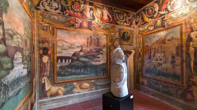 mostra Di Maria castello Gambatesa