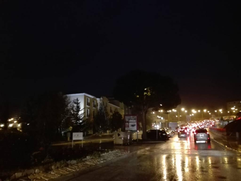 Maltempo Campobasso notte
