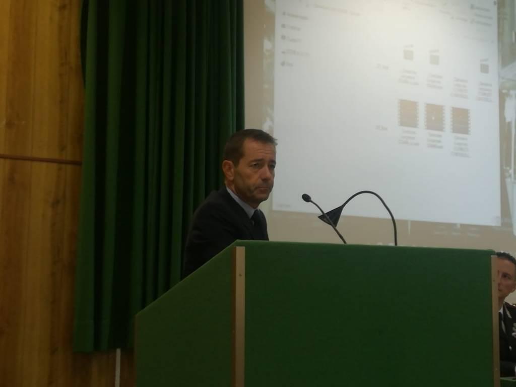 Nicola D'Angelo Procura Campobasso