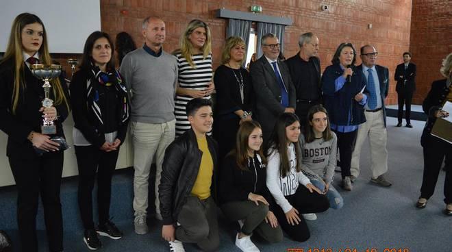 Premiazione del 46° Concorso Nazionale EIP Scuola Strumento di Pace