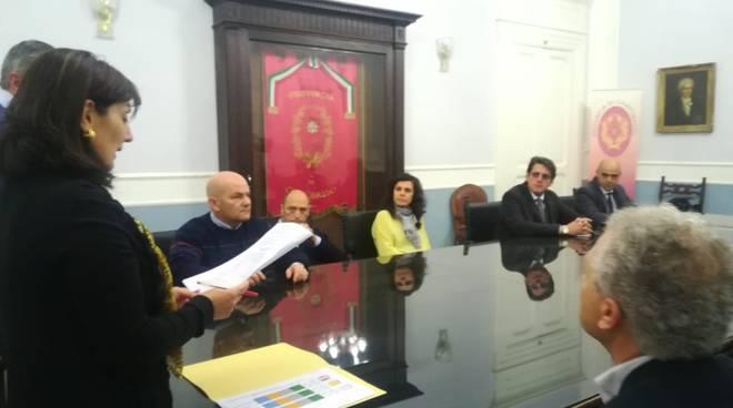 proclamazione degli eletti Provincia di Campobasso