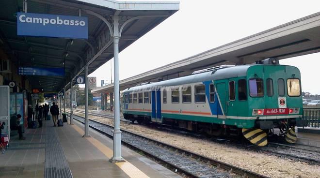 treni e stazioni campobasso