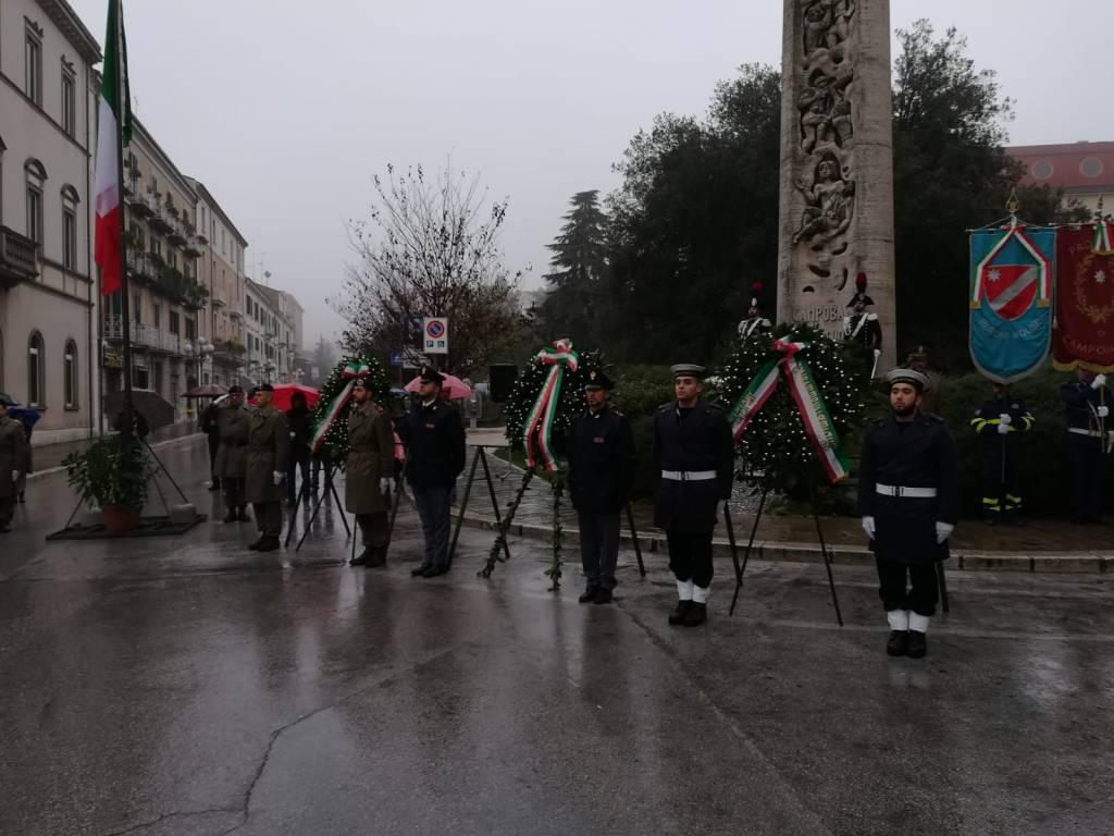 monumento ai caduti Campobasso