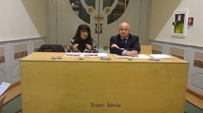 Antonella Presutti e Antonio Battista