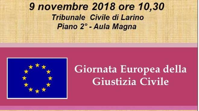 Giornata Giustizia civile a Larino