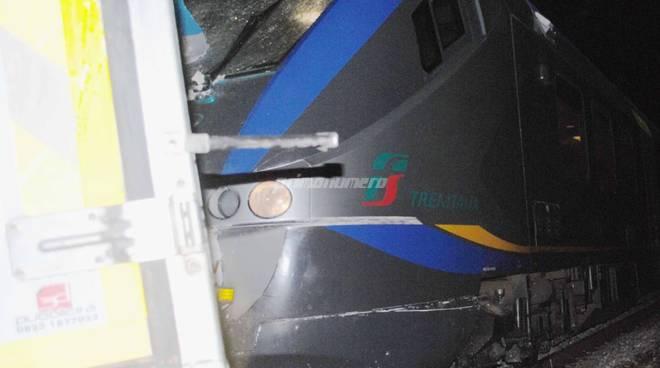disastro ferroviario di Campochiaro