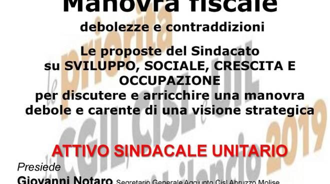 Attivo unitario sindacati