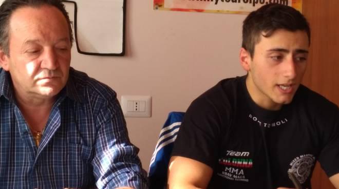 Antonio Di Lieto e Armando Scalella