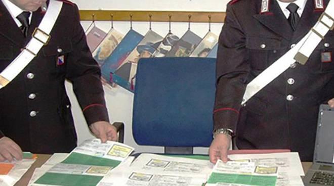 Carabinieri Isernia False residenze