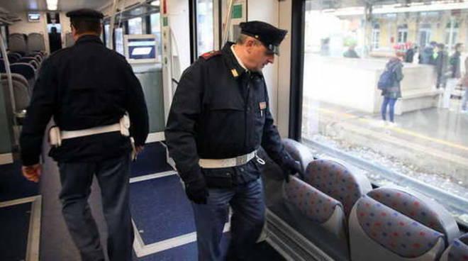 polfer su treno
