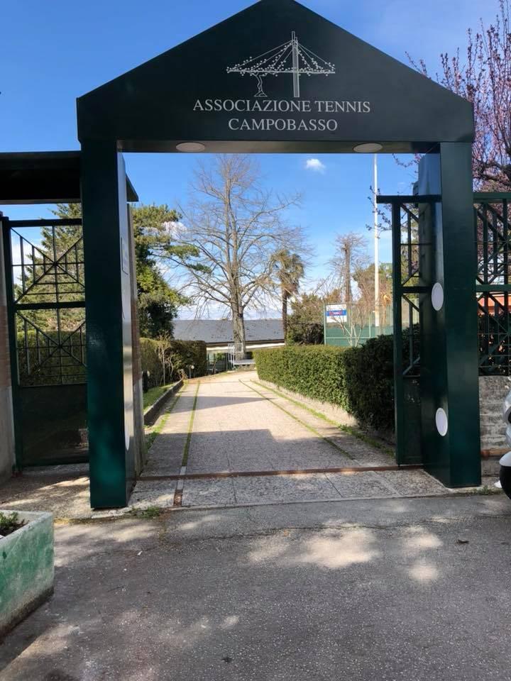 circolo tennis Campobasso
