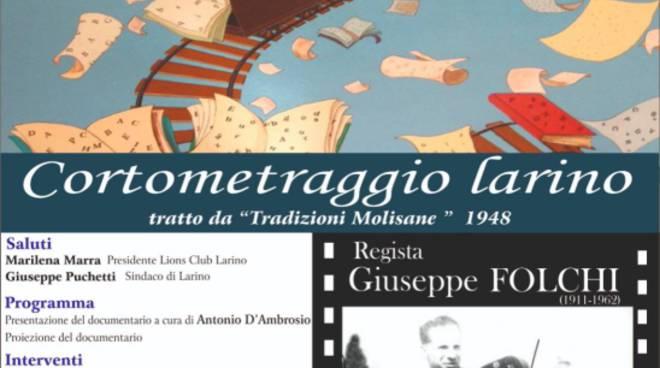 Cortometraggio Larino