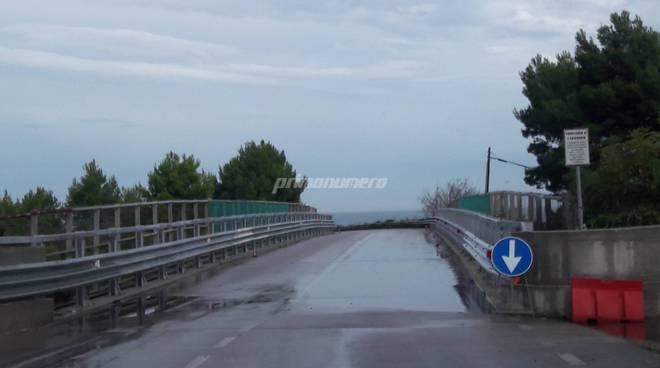 Lago su ponte A14
