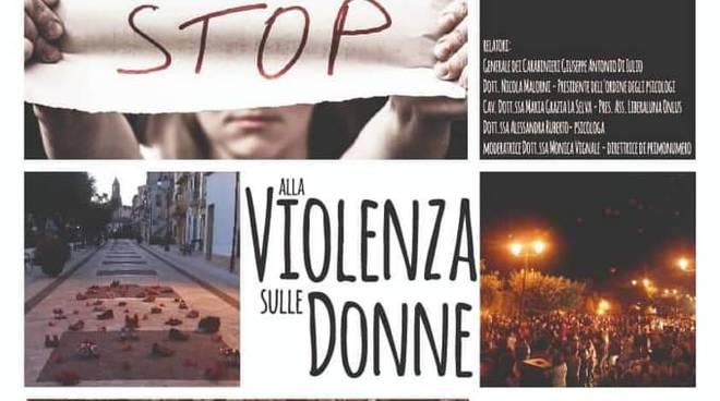 Conferenza San Martino violenza donne