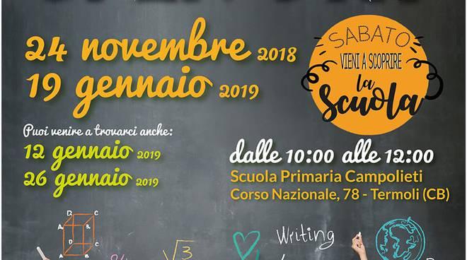 Open day Campolieti