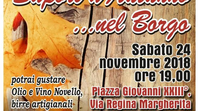 Sapori d'autunno Montenero