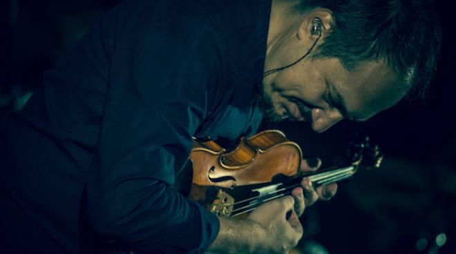 Violinista Luca Ciarla