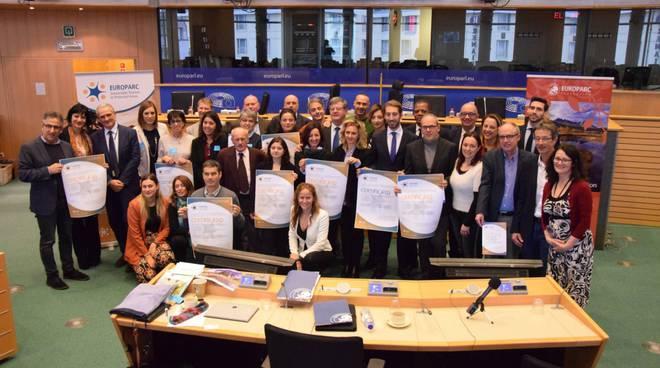 Certificazione europea a Parco naz Molise