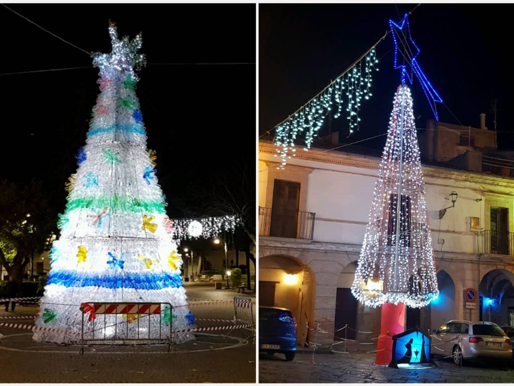 Immagini Natale 1024x768.Un Ecoalbero Alto 10 Metri E Un Albero Di Luce Per Il Natale Di