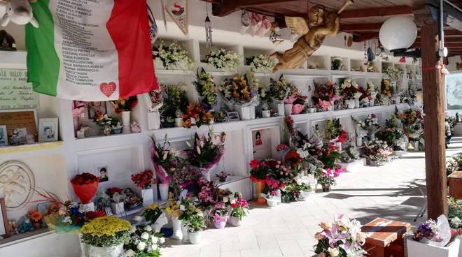 cimitero angeli