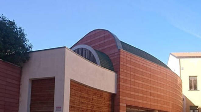 auditorium città nella città Campobasso