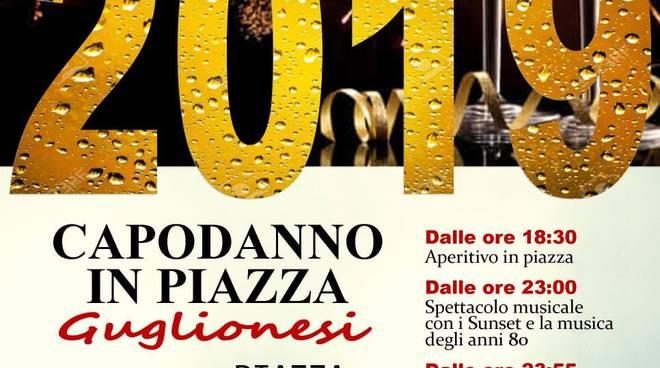 Capodanno in piazza Guglionesi
