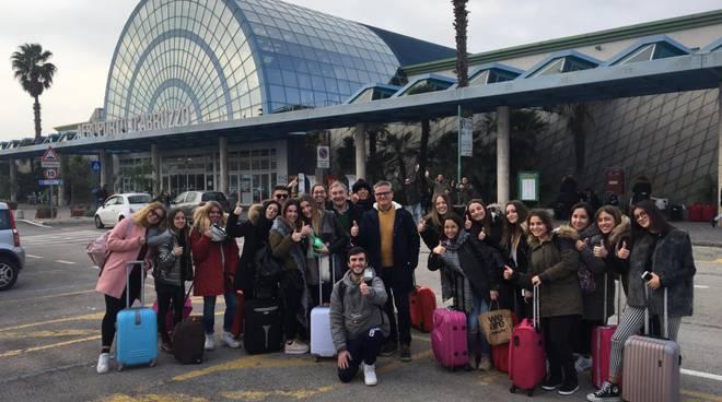 Studenti Guglionesi in partenza per Bruxelles