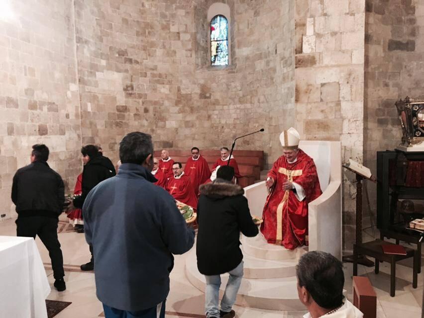 Memoria liturgica San Basso
