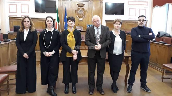 Campobasso Battista Colagiovanni Rubino Viola De Benedittis e Salvatore