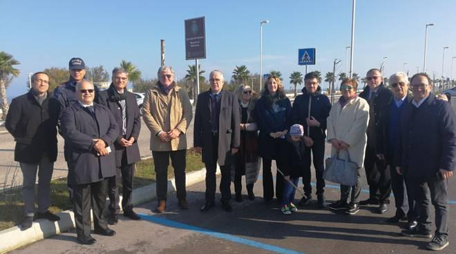 Lions donano cartelli a Termoli