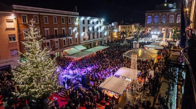 Luminarie di Natale a Campobasso