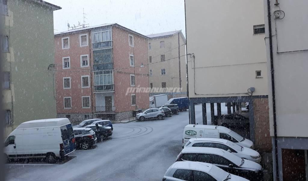 prima neve a Campobasso