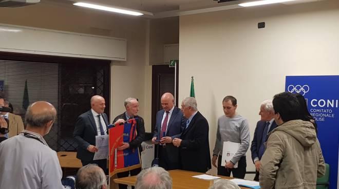 Premio de Bernardo a Campobasso