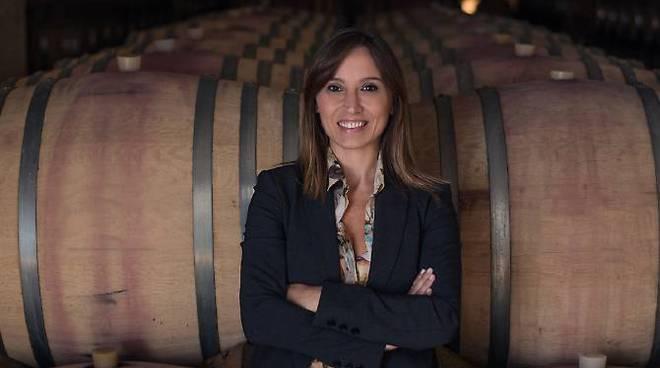 Imprenditrice e deputata Lucaselli