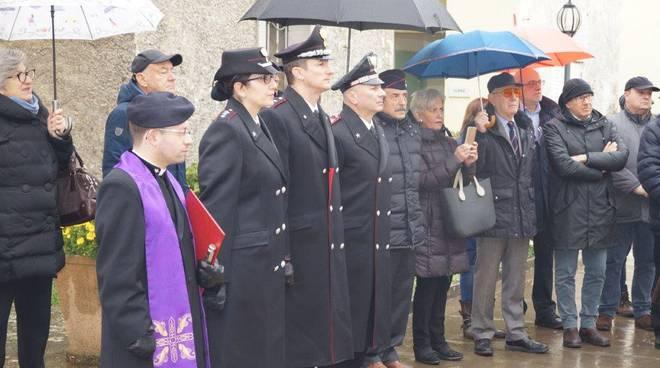 Gaeta e Cozzolino Carabinieri