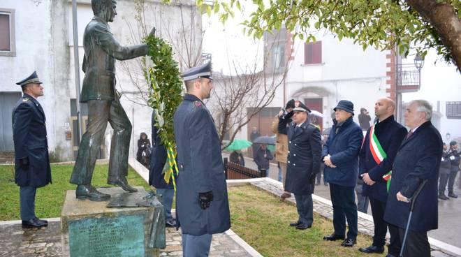 Commemorazione Antonio Zara