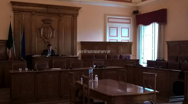 consiglio comunale vuoto Campobasso