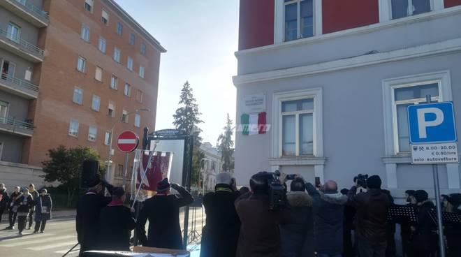 piazza Falcone e Borsellino Campobasso