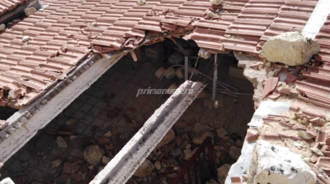 montecilfone-crollo-muro-centro-sociale-140727