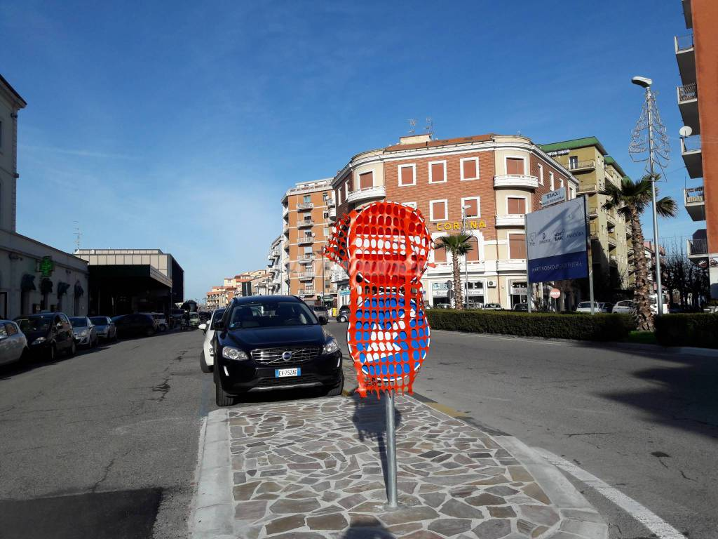 Nuovi parcheggi stazione via Duca Abruzzi