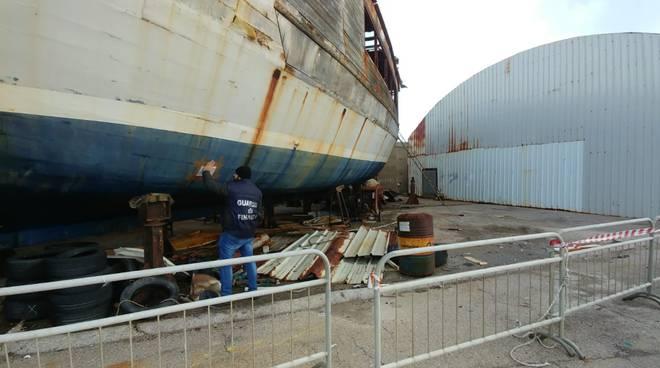 Roan discarica porto
